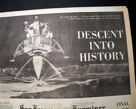 Chappaquiddick History Edward Kennedy And Jo Kopechne Apollo 11 Rarenewspapers