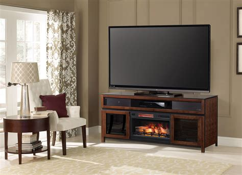 Gramercy Fireplace by Gramercy Infrared Electric Fireplace Media Console In