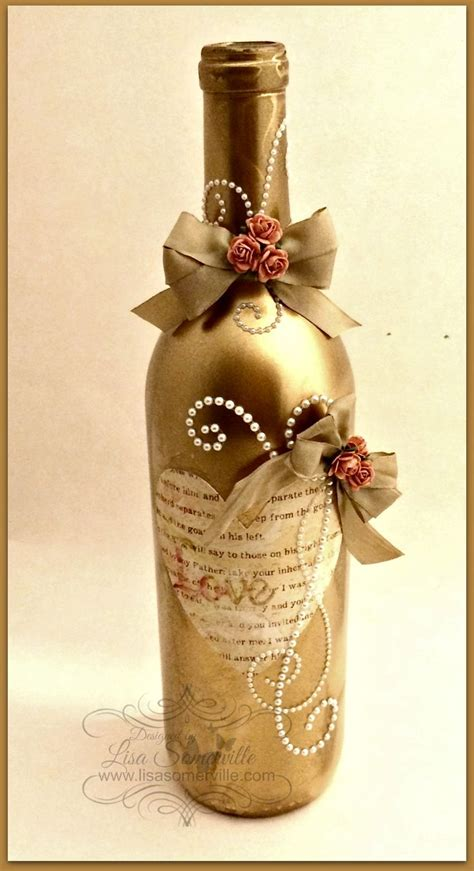 decorative objects for home decorative bottles altered wine bottle decor object