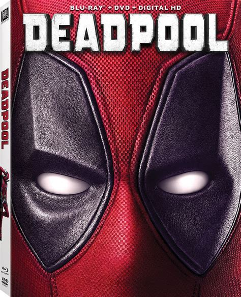 deadpool covers deadpool dvd release date may 10 2016