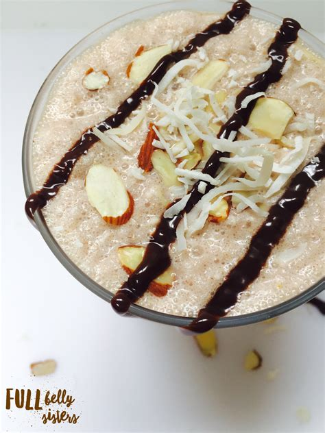 protein almonds almond protein shake