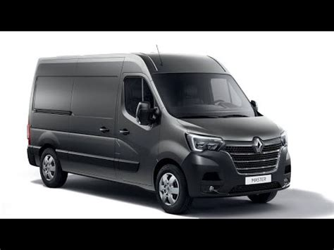 Renault Master 2020 by 2020 Renault Master Photographic Image 2020 르노 마스터 사진모음