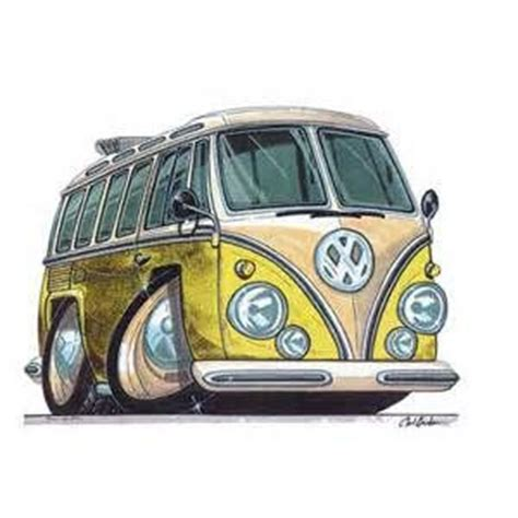 imagenes animadas vw dessin anim 233 bus vw and bus on pinterest