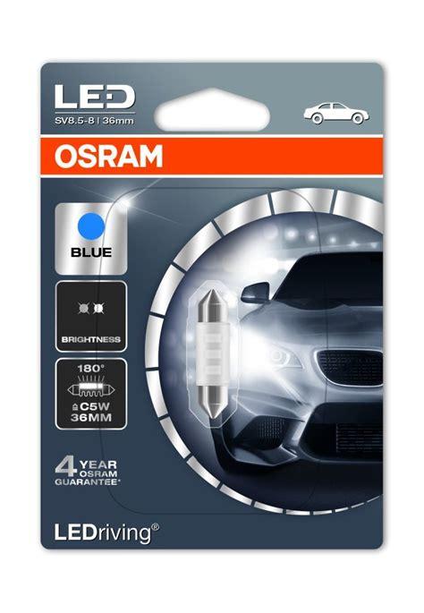 Lu Led Osram 2016 osram ledriving standard festoon c5w led bulb mk led