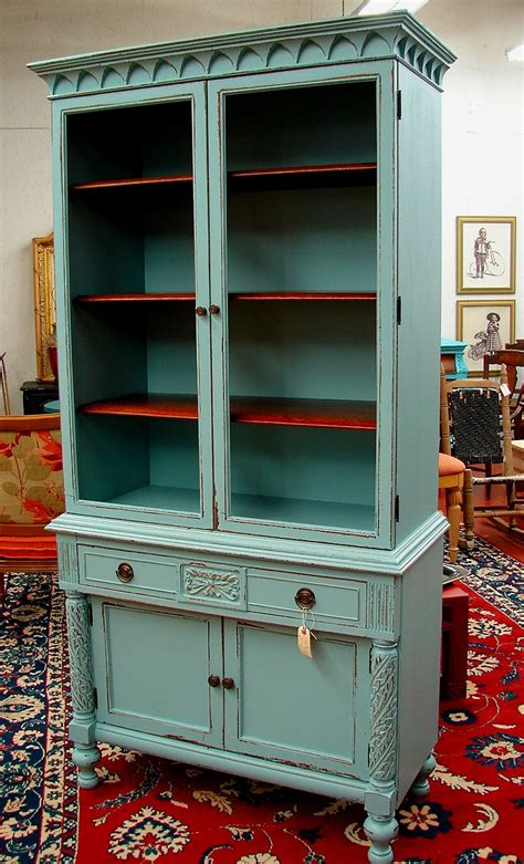 Using Annie Sloan Chalk Paint On Kitchen Cabinets Reclaimed Antique Covington Blue Robin Egg Paint