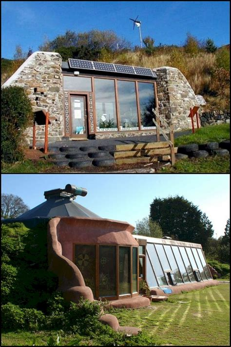 40 extraordinary earthship homes design ideas freshouz