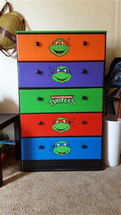 Turtle Dresser by Painted Dressers And Turtles On