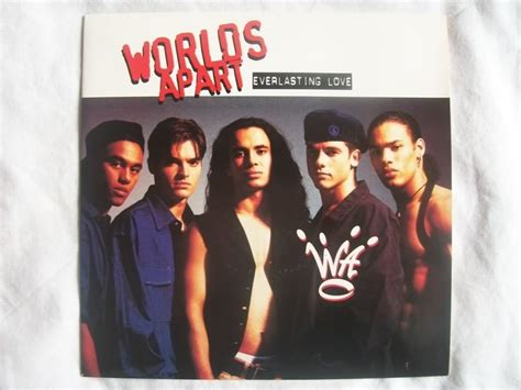 world appart worlds apart everlasting love records lps vinyl and cds