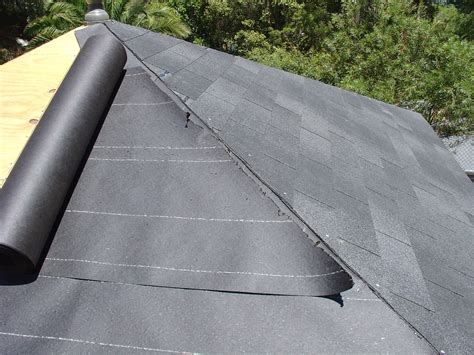 How To Lay Roofing Felt On A Shed by Pt 4 Asphalt Shingle System Installation Shingle Roof