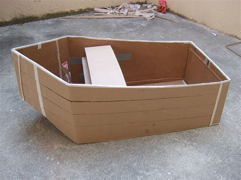 How To Make A Big Boat Out Of Paper - my rumpus boat materials large cardboard box cardboard