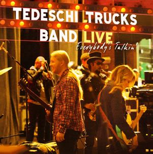 tedeschi trucks band to release live album on 22 may