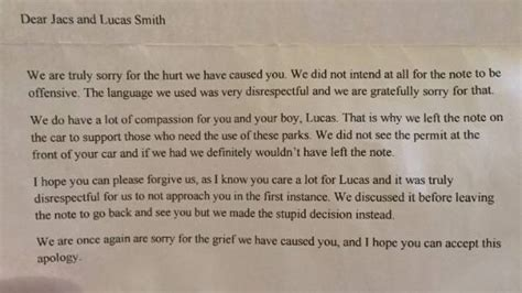 Apology Letter To For Abuse timaru receives apology after being for