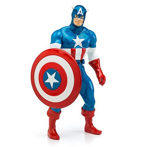 Jumbo Capt America captain america secret wars jumbo figure thinkgeek