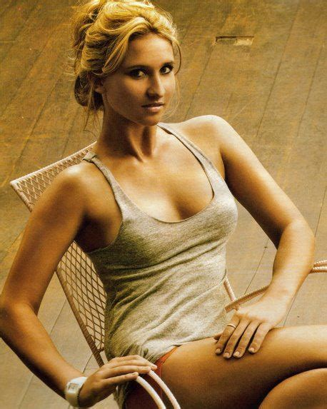 female hot all the time top 10 hottest female tennis players of all time