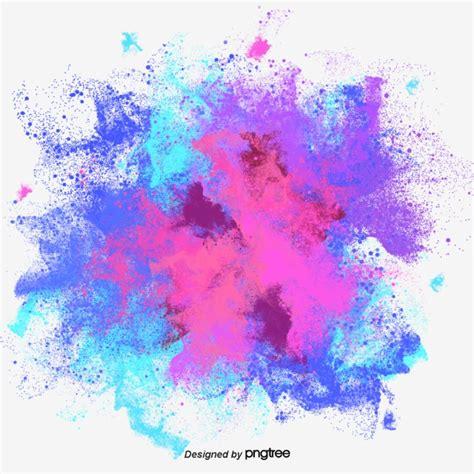 colors inc color ink splash color clipart splash clipart png image