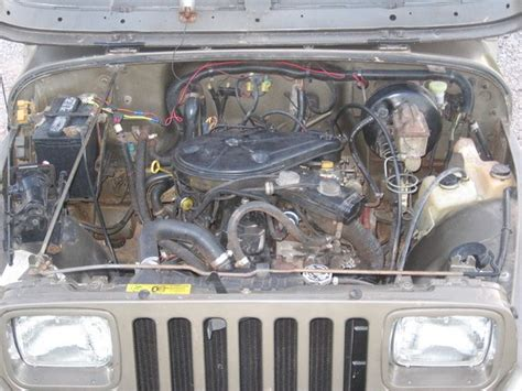 1989 Jeep Wrangler 2 5 Engine Baddazzwrlangler 1989 Jeep Wrangler Specs Photos