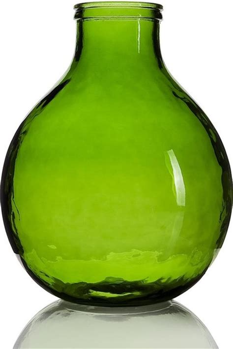 Large Decorative Vases Floor Garrafa Green Vase Small Contemporary Vases By