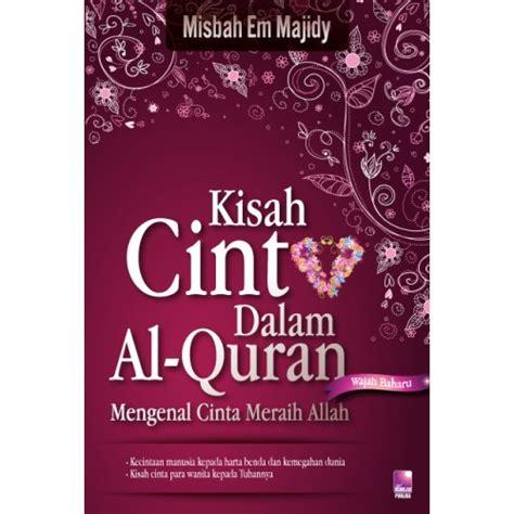 Box Paket 5 Novel Cinta Kasih kisah cinta dalam al quran hardcover