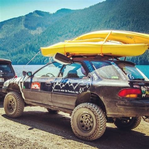 subaru outback lifted off road 98 best subaru images on pinterest