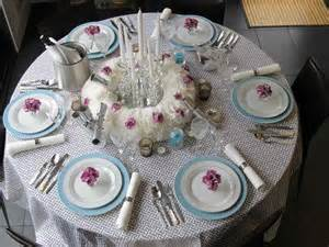 table setup fantastic round of birthday party table setting decosee com