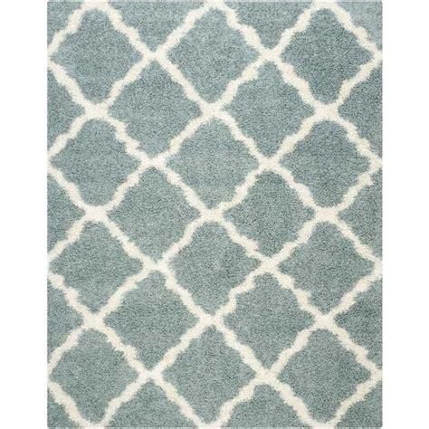 light blue shag rug safavieh dallas shag light blue shag rug 8 x 10 sgd257c 8