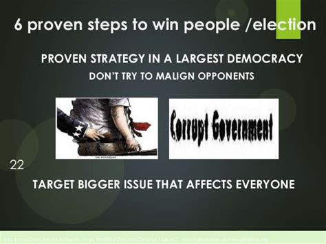 Money Wins Elections - 6 proven strategy to win people and election
