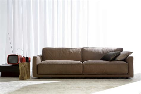 brown modern sofa modern leather sofas plushemisphere