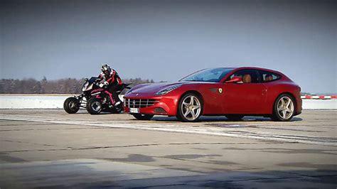 Der Schnellste Ferrari by Grip Das Motormagazin Ferrari Four Der Schnellste