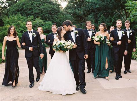 emerald green duke chapel wedding southern bride groom mag