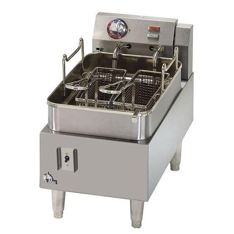 515f countertop electric fryer 1 15 lb vat 208v 1ph