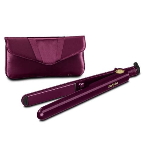 Hair Dryer Straightener Babyliss babyliss 2098ku pro 235 elegance straightener hair straighteners hair care www