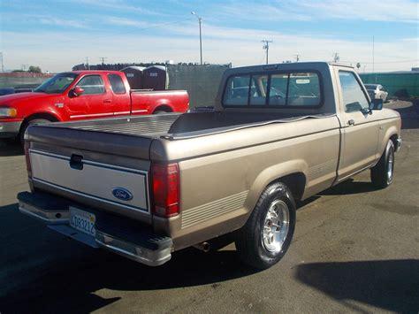 1990 Ford Ranger by 1990 Ford Ranger Xlt Standard Cab 2 Door 2 3l No