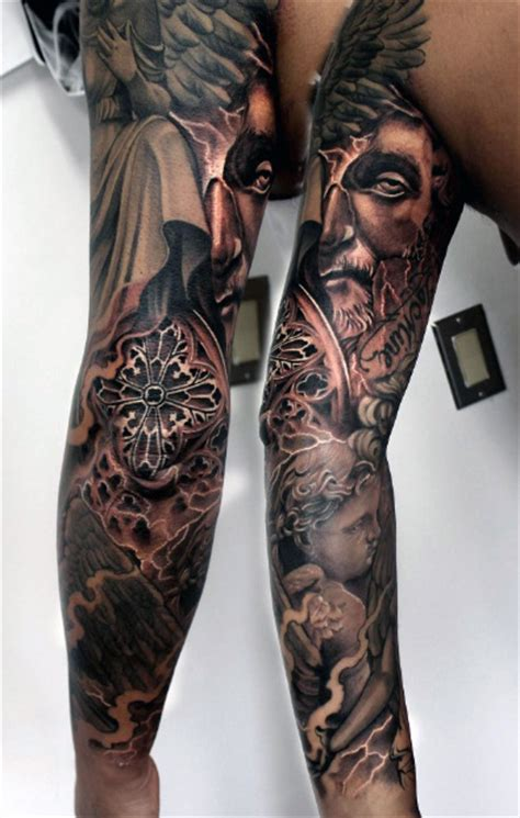 full sleeve tattoos for men top 100 best sleeve tattoos for cool designs and ideas