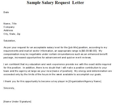 Loan Request Letter Against Salary Salary Letter Sle For Bank Loan Cover Letter Templates
