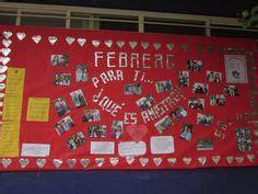 periodico mural febrero school ideas  periodico