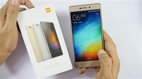 Xiaomi Redmi 3s Prime xiaomi redmi 3s prime india sale starts today on