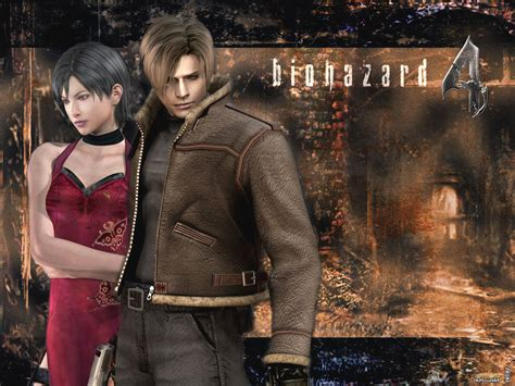 resident evil 4 biohazard wallpapers pc wallpapers