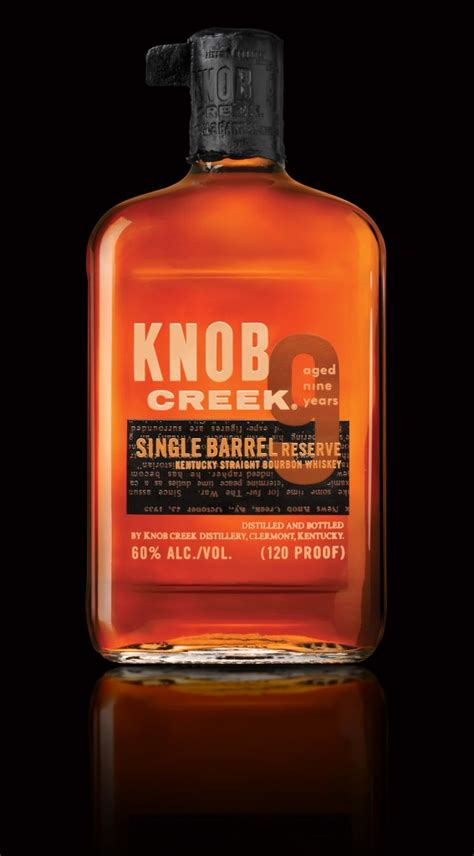 Knob Creek Single Barrel by Knob Creek Single Barrel Reserve Released And Availability