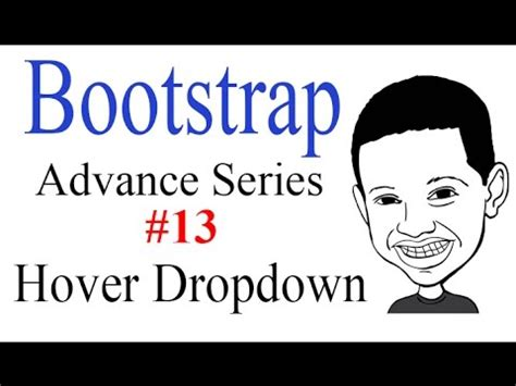 bootstrap hover tutorial advance bootstrap tutorial with php 13 hover dropdown