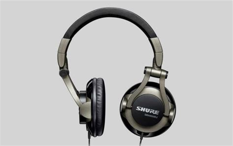 Headphone Untuk Dj Srh550dj Professional Quality Dj Headphones