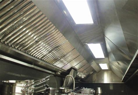 Kitchen Canopy Lights Airtherm Engineering Midlands Limited Stourbridge Ventilation House