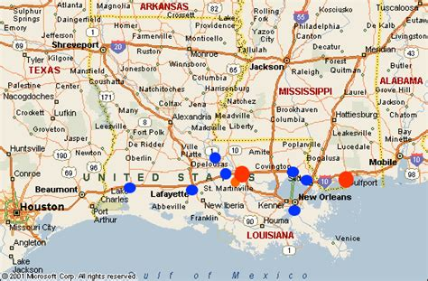 louisiana and texas map texas louisiana map swimnova