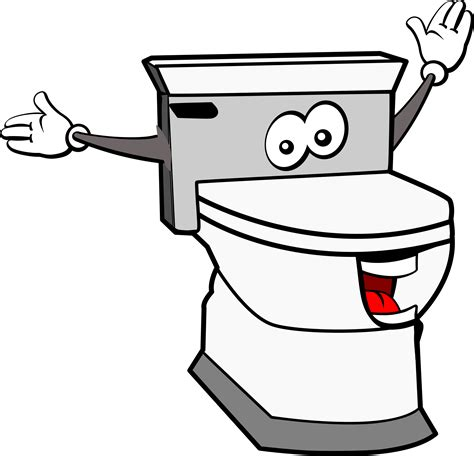 wc bilder clipart kawaii toilet