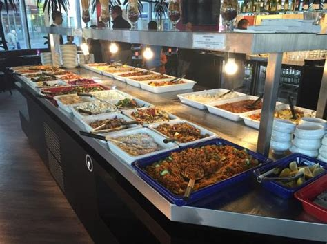 Good Mediterranean Buffet At A Good Price Review Of Cafe Cafe Buffet Price