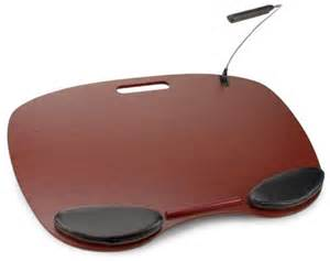 Internet Explorer Help Desk Ergonomic Lap Desk With Led Light 9781591774754 Item