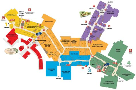 opry mills map factory pling pling shopping sawgrass mills mega miami