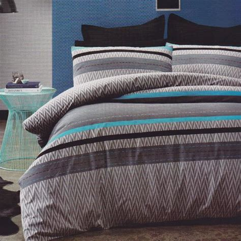Turquoise Quilt Cover by Livingston Grey Turquoise Reversible King Quilt