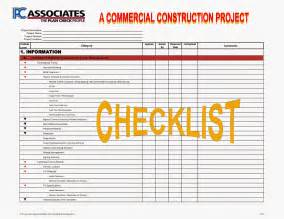 construction project planning template construction processes review following the construction