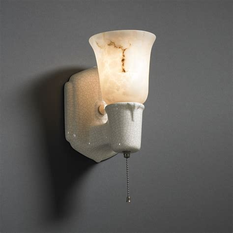 Uplight Wall Sconce Justice Design Cer 7151 Crk Fala Nckl American Classics Chateau Uplight Shade Wall Sconce