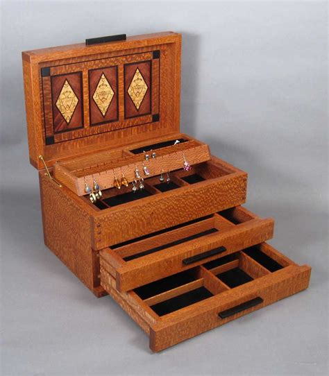arts and crafts box for arts and crafts jewelry box